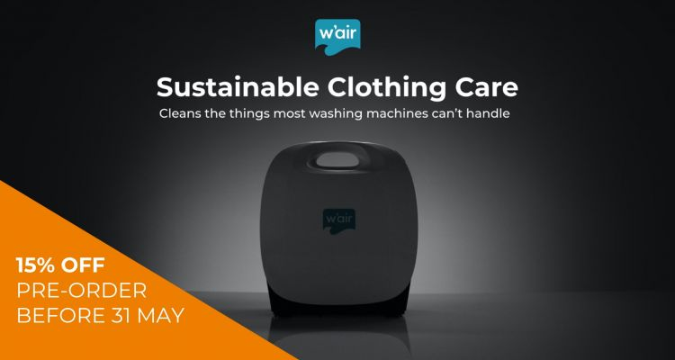 w'air pre-orders go live ahead of June launch