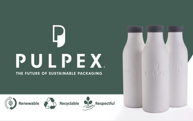 The world's first recyclable, 100% PET-free paper bottle